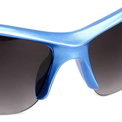 UV ciclismo protección de par Logres en Azul 1 sol para caliente gafas de motocicleta deportes UWBOgBn7