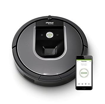 【Amazon.co.jp限定】ルンバ 961 アイロボット ロボット掃除機 カメラセンサー カーペット 畳 段差乗り越え wifi対応 自動充電・運転再開 吸引力 マッピング【Alexa対応】