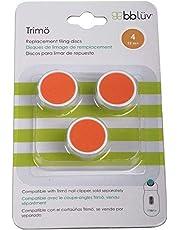 bblüv - Trimö - Replacement Filing Discs - 3 Pack, Stage 4 (12 months+)