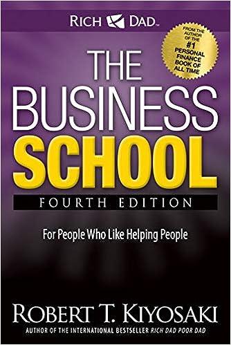 La Escuela de Negocios: Los ocho valores ocultos de una empresa de mercadeo en red de Robert T. Kiyosaki