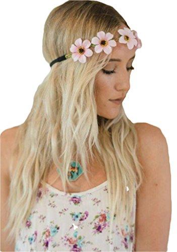 Posh Equestrian Pretty Petals Flower Headband (Petals Posh)