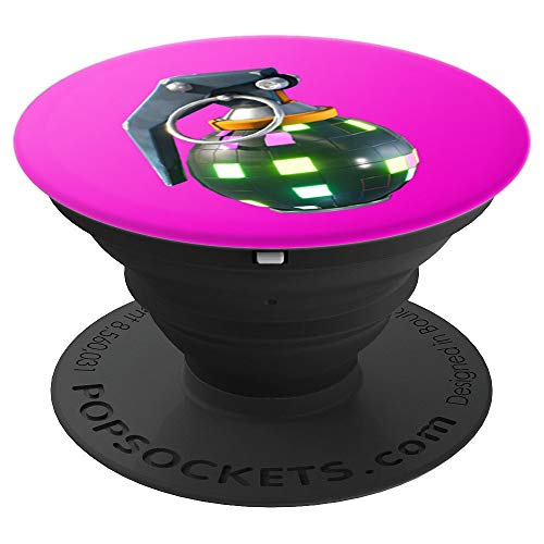 Fortnite Boogie Bomb PopSockets Stand for Smartphones and Tablets - PopSockets Grip and Stand for Phones and Tablets]()