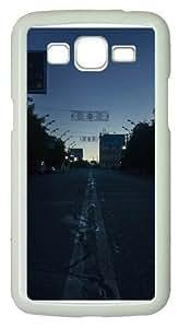 Armenia gyumri nova street PC Case Cover for Samsung Grand 2 and Samsung Grand 7106 White