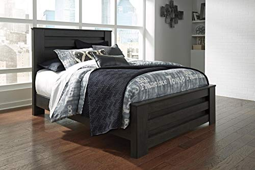 Signature Design by Ashley B249-67 Brinxton Headboards Black