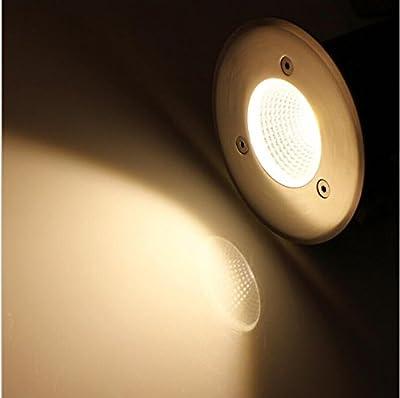 ZUCKEO Landscape Lights LED Outdoor Pathway Lights 12V 24V Low Voltage Water-Resistant Spotlights for Indoor Outdoor Step Deck Yard Garden Patio