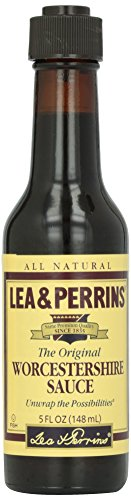 Lea & Perrins Worcestershire Sauce, 5 fl oz Bottle