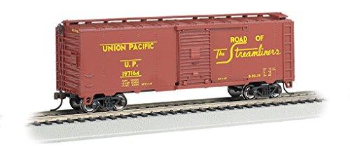 Bachmann Industries 40' Steam Union Pacific Era Box Car (HO Scale)