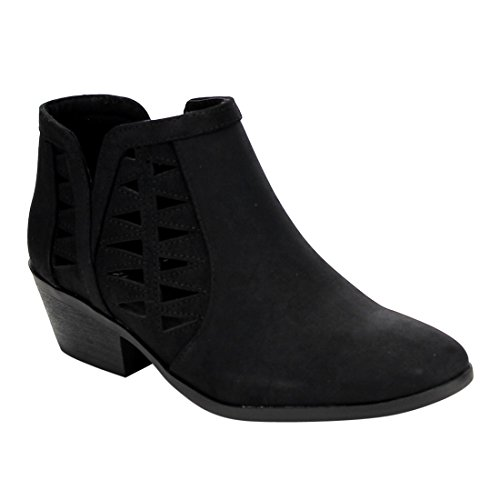 SODA Chance Womens Closed Bootie product image