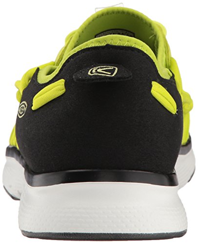 Keen O2 M Uneek Black Sandal Punch Lime Men's wUtr5qxEw