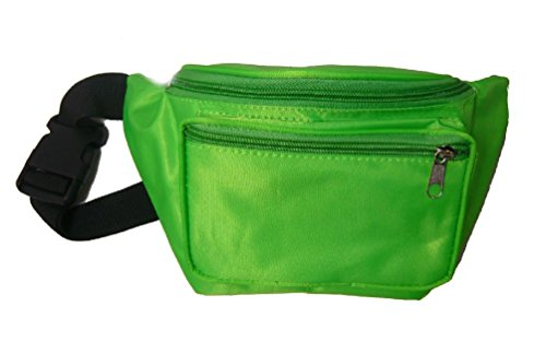 Neon Fanny Pack 1980S Fanny Purse Strap On Fanny Bag Bikers Purse Hikers Bag Ffn