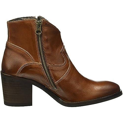 Hip D1058, Zapatillas de Estar por Casa para Mujer, Marrón, 38 EU