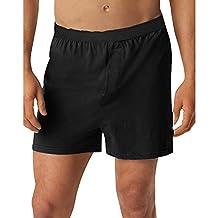 Hanes Men's TAGLESS Knit Boxers w/Comfort Flex Waistband 3X-5X 3-Pack