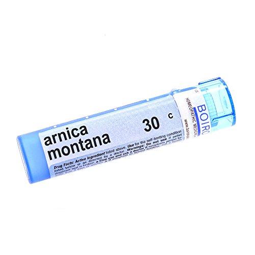 Montana Arnica Homeopathy - Boiron, Arnica Montana 30C Multi Dose Tube, 80 Count