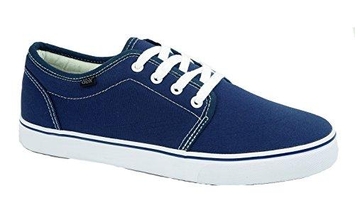 SFO Sneaker Uomo, Blu (Navy), 40 EU
