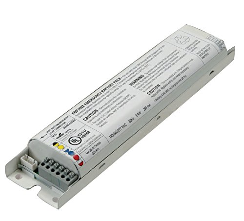 Cooper Lighting EBP450X Field Installable Fluorescent Lighting Emergency Battery Pack 120/240/277 Volt AC Sure-Lites