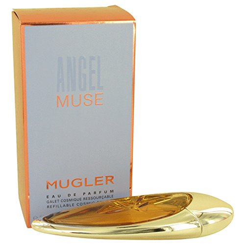 (Thïerry Muglër Angël Musë Përfume For Women 1.7 oz Eau De Parfum Spray Refillable)