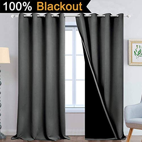 Yakamok 100 Blackout Lined Panel