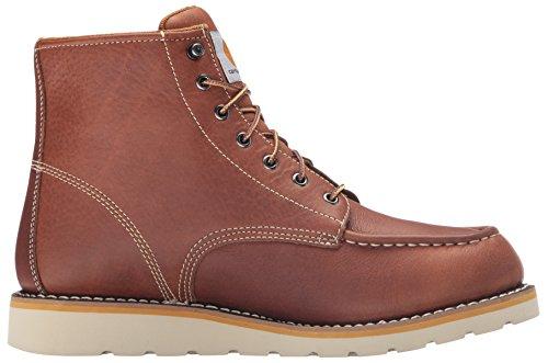 Carhartt Tan CMW6175 Work Boot Men's Inch 6 Waterproof Wedge Tan Soft Toe rrgCq