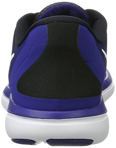 Black White Shoe Sportive Royal deep Sense Men's Indoor Blue NIKE Multicolore Scarpe RN Free Uomo Running fXP7fOw0q