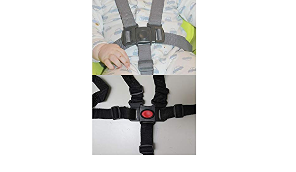 Cybex Aton Car Seat Complete Straps Harness Buckle Spare Parts