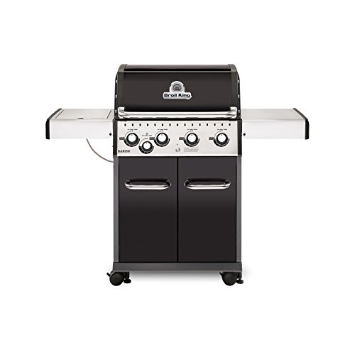 Broil King 922164 Baron 440 Liquid Propane Gas Grill