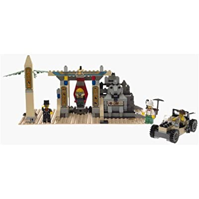 LEGO ( LEGO ) Adventurers 5958 Mummy's Tomb block toys ( parallel imports ): Toys & Games