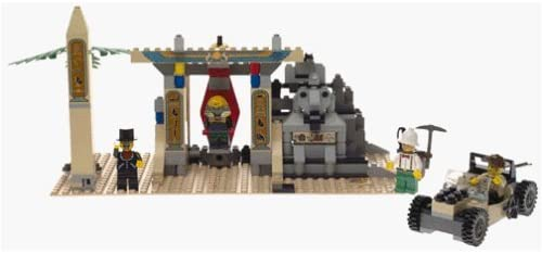 LEGO ( LEGO ) Adventurers 5958 Mummy's Tomb block toys ( parallel imports )