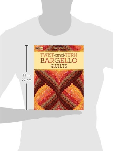 TwistandTurn Bargello Quilts Eileen Wright 60 Amazon Awesome Twisted Bargello Quilt Pattern Free