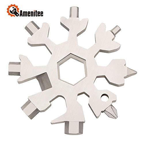Amenitee 18 Snow Multi Tool Snowflakes product image