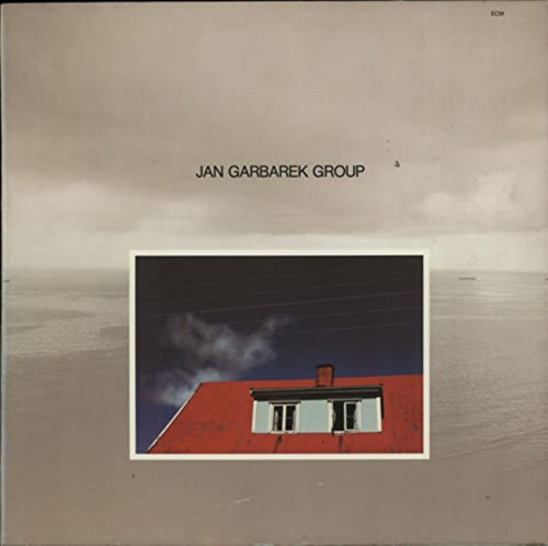 Jan Garbarek Group Photo With Blue Sky, White Clouds, Wires, Windows And A Red Roof [ LP Vinyl ]