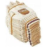 おたふく手袋/純綿軍手(カフス付) デラックスA 12双入×10セット[総数120双]/品番:650