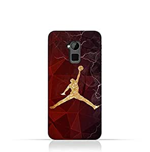 HTC One Max TPU Silicone Protective Case with Jordan Air Design