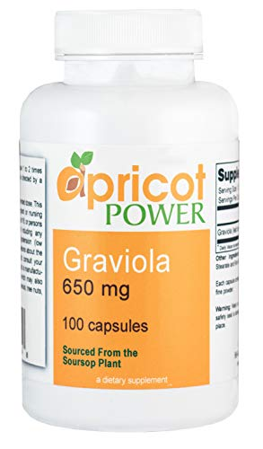 (Graviola - 650 Mg, 100)