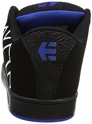 Etnies Kingpin Smu, Scarpe da Skateboard Uomo, Nero (Black/Royal), 42.5 EU