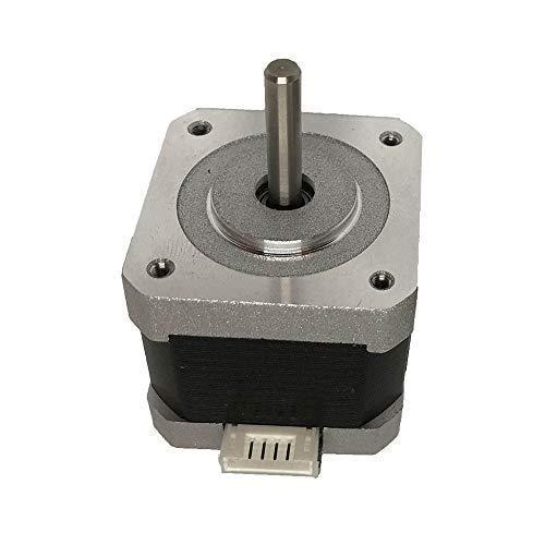 3Wthings NEMA 17 Schrittmotor//Stepper Motor 42-40 Original Ersatz-Motor f/ür Creality 3D Drucker 1.0A 1.8/°