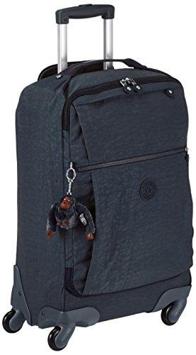 Kipling DARCEY Hand Luggage, 55 cm, 30 liters, Blue (True Navy) - Kipling Carry On Luggage