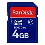 : Transcend 4 GB Class 6 SDHC Flash Memory Card TS4GSDHC6