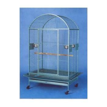 Amazon Com Extra Large Wrought Iron Bird Cage Parrot