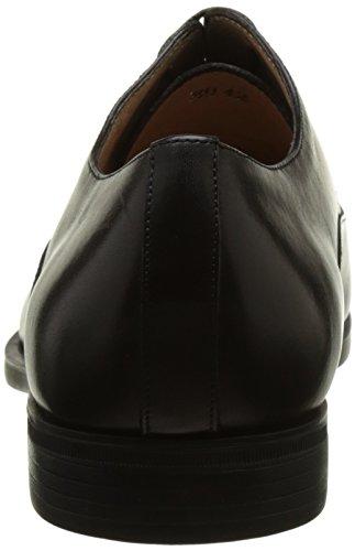 Plécoptère Baie Ii 2 Oxford Chaussures À Lacets Pour Les Hommes, Noir (nero 000), 41 Eu