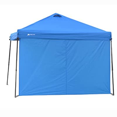 Ozark Trail Sun Wall for 10 x 10 Straight Leg Gazebos - Blue : Garden & Outdoor