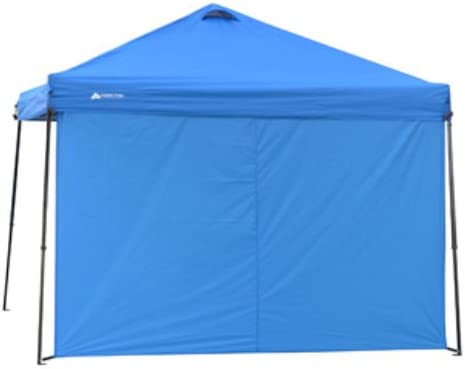 Ozark Trail Sun Wall for 10 x 10 Straight Leg Gazebos – Blue