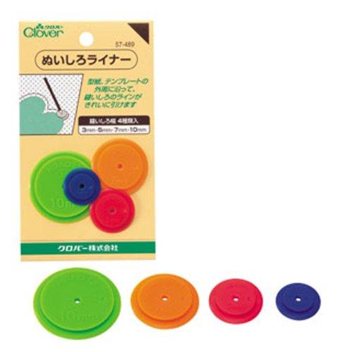 Clover seam allowance liner [57-489] (japan import)