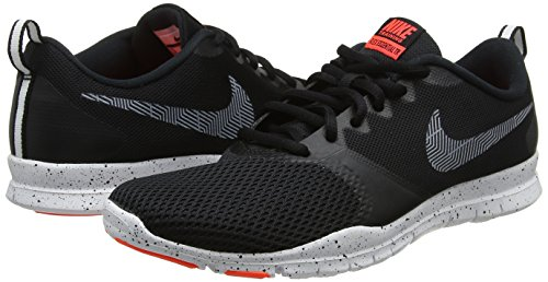 De 018 Chaussures Femme noir Flex Pour Tr Multicolor total Wmns Essential Nike Crimson Training Blanc BwpWgTqHU