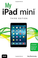 My iPad mini (3rd Edition)