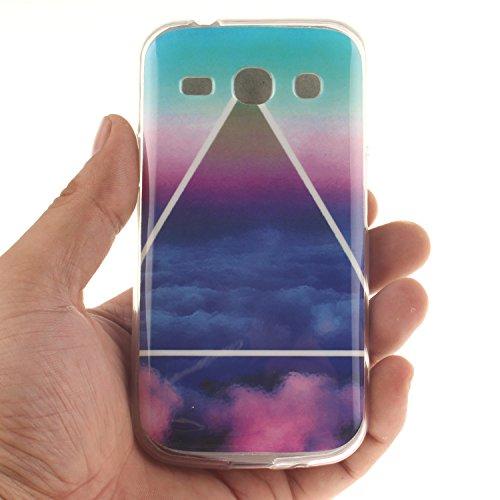 cas dos couverture Slim antichoc TPU Plus G350 Silicone Galaxy SM Fit Samsung Core peint motif r Hozor Soft c7qCAwYaOR