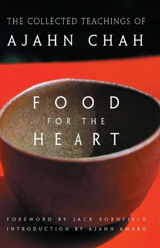 Food for the heart the collected teachings of ajahn chah kindle food for the heart the collected teachings of ajahn chah by chah ajahn fandeluxe Choice Image