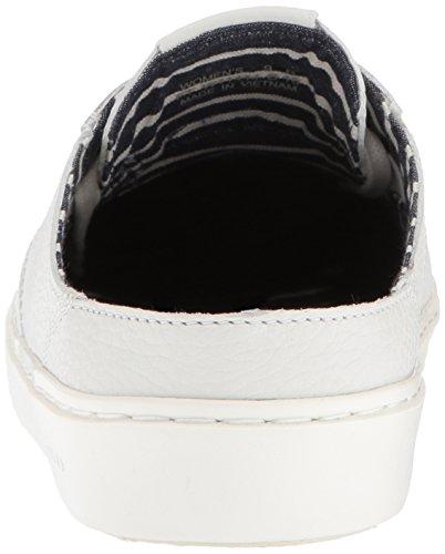 Loafer Deck White Grandpro Haan Flat Cole Women's Mule wqXtn4S6