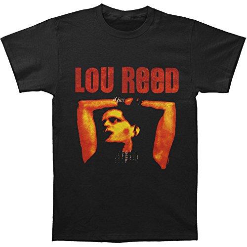 Lou Reed Men's Rock 'N' Roll Animal T-shirt Black