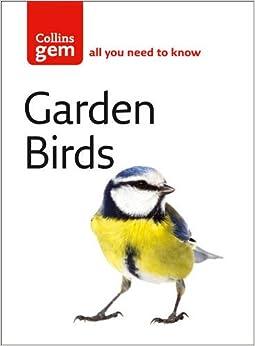 Garden Birds Collins Gem Amazoncouk Stephen Moss