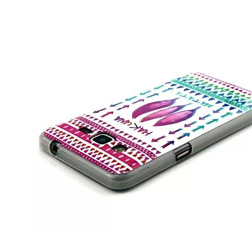ABC® 2015 New Hakuna Matata TPU Case Cover For Samsung Galaxy Grand Prime G530